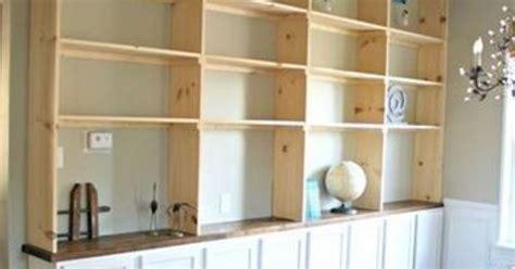built  shelves hometalk