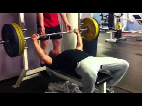 bench press alone bench press 120 kg youtube