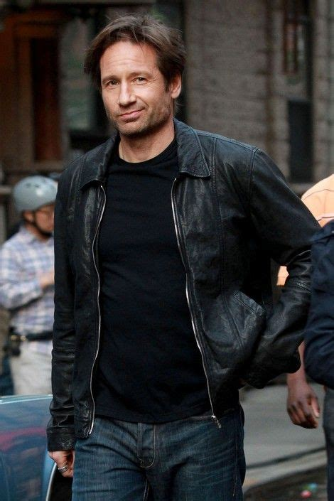 How To Get Lad Like David Duchovny by David Duchovny Looking Fly The X Files