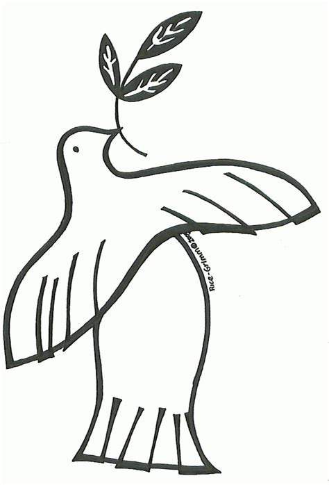 holy spirit coloring pages az coloring pages