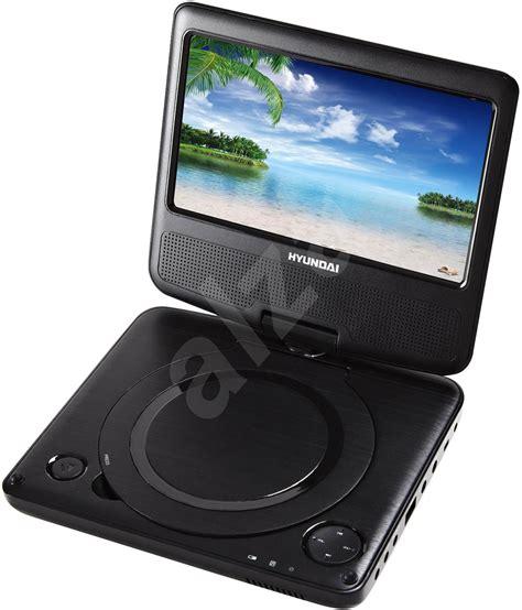 hyundai pdp 711 su portable dvd player alzashop