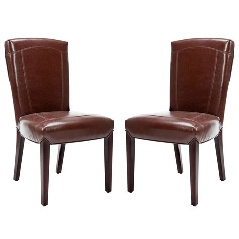 safavieh dining room chairs safavieh dining room chairs hud8200a set2 dining chairs furniture by safavieh