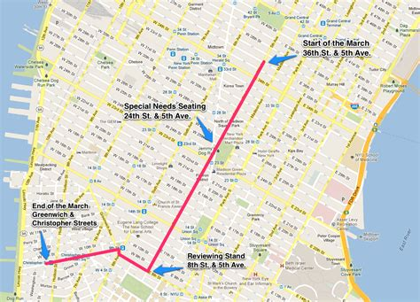 new year nyc parade route nyc pride march takes on new after marriage equality