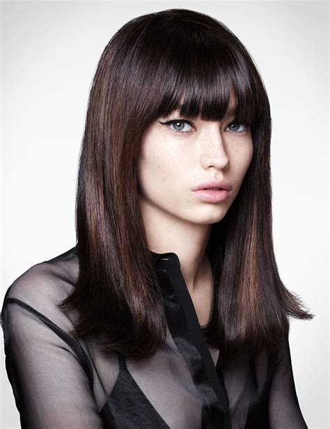 Hairstyles For A by Shoulder Length Medium Hairstyle Trends Inspiration For