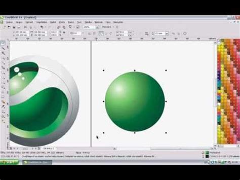 corel draw x5 zamiana tekstu na krzywe related video