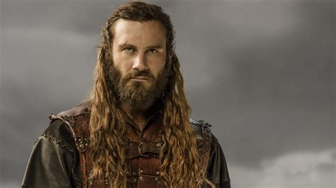 rollo vikings hair rollo vikings cast history com
