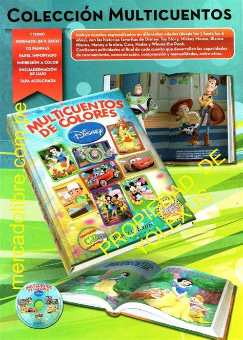 coleccion de cuentos para 1474808190 colecci 243 n de cuentos disney cd con actividades credilibros