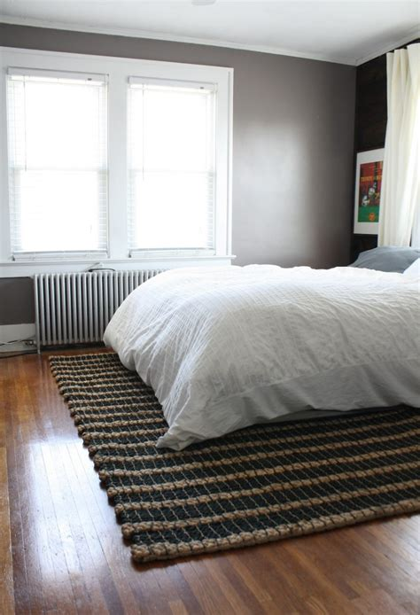 bedroom rug the chunky rope chain west elm rug merrypad