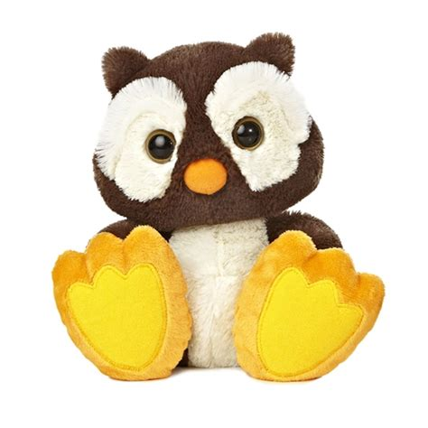 owl stuffed animal winks the taddle toes owl stuffed animal by aurora at