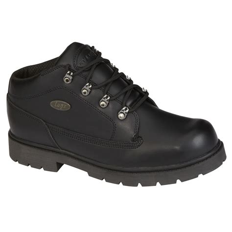 slip resistant s black boots make an impression with