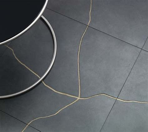 Bathroom Floor Tile Designs Contemporary Cracked Tiles By Refin Terraviva