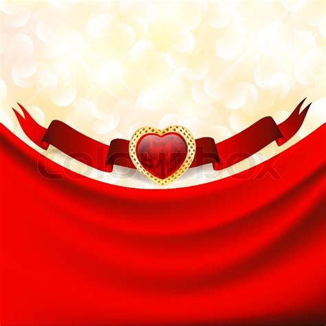 Ee  Ruby Ee   Heart At Banner With Red D Rylentine