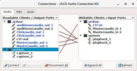 linux yoshimi tutorial your own music studio with jack ardour and yoshimi purism
