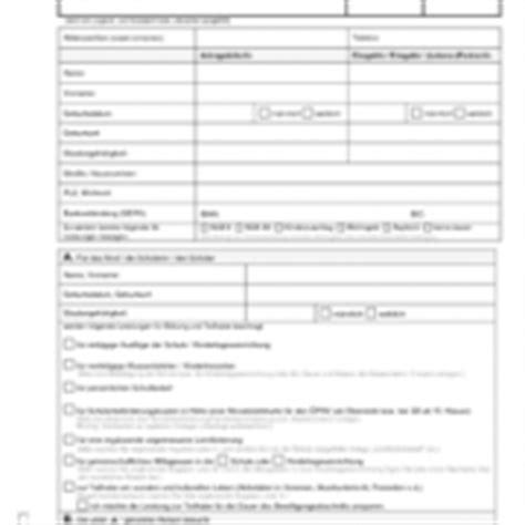 Antrag Briefwahl Frankfurt Bildungsgutschein Gratis Zur Nachhilfe Durch Bildungspaket