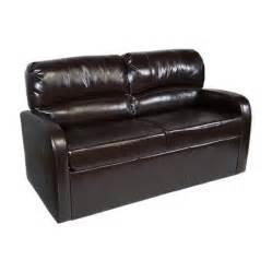 60 Sleeper Sofa Recpro Charles 60 Quot Knife Rv Sleeper Sofa W Arms Espresso Rv Furniture Walmart