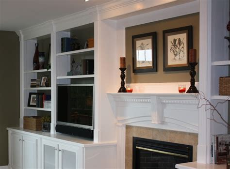 houzz built in bookcases built in bookcases traditional family room other