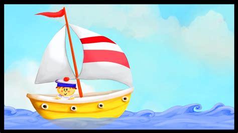 dessin anime bateau sur l eau maman les petits bateaux youtube