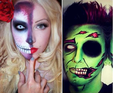 tutorial trucco zombie uomo halloween idee costumi e make up