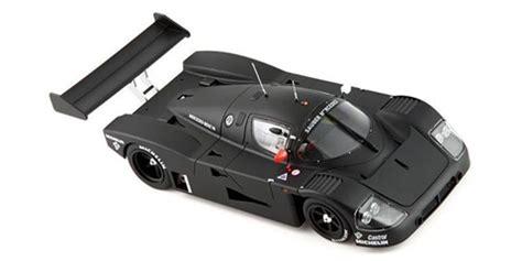 Limited Edition Magnet Bm Black Black Motor Magnet brm brm031 1 24 sauber c9 black special edition