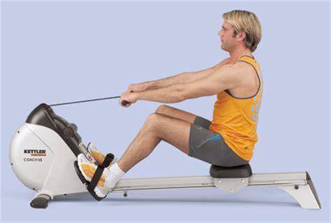kettler romaskine coach ls k 248 b billigt t fitness