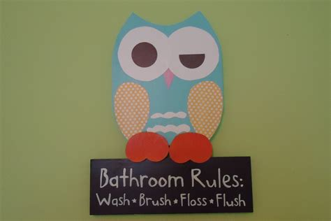 owl bathroom decor best home ideas