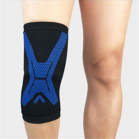 Naturehike Adjustable Kneepad Power Brace 2017 adjustable elastic knee support brace kneepad patella knee pads basketball safety guard