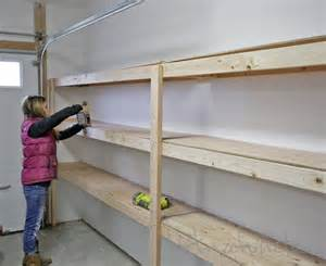 white build a easy and fast diy garage or basement