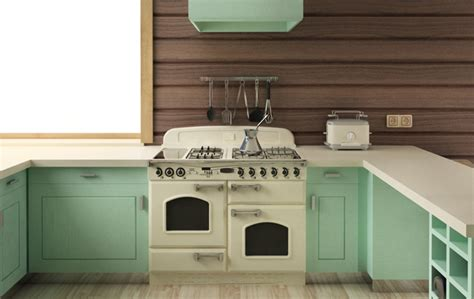 old kitchen ideas retro kitchen design ideas