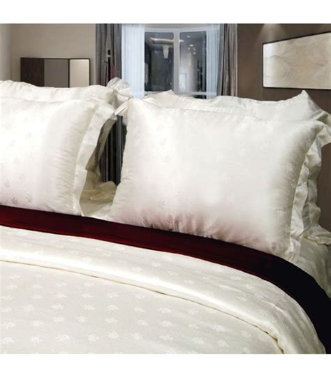 Silk Comforters by Silk Duvet Cover White