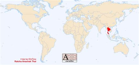 world atlas  sovereign states   world thailand