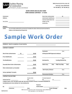 Contractor Work Order Template The Reasons Why We Love Roofing Work Order Template