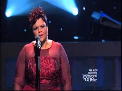 Tamela Mann: I Can Only Imagine   Super Bowl Gospel