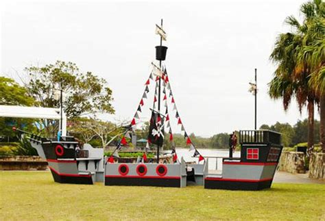 themed party hire sydney pirate party ideas jellyfish prints