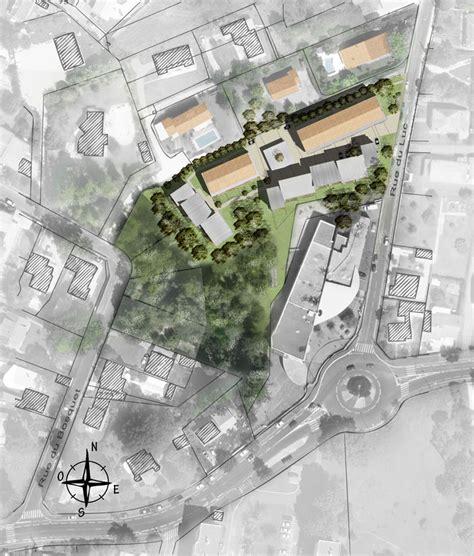 plan masse architecture pinterest gabriel guisen design graphisme en architecture