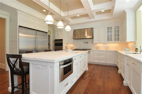 Coffered Ceiling In Kitchen by Kitchen Coffered Ceiling Design Ideas
