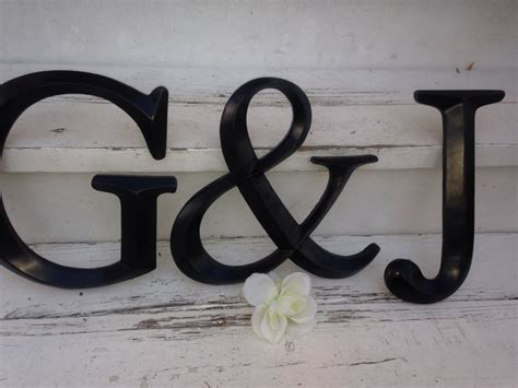 oversized letters wall decor wall decor large letter decor wedding decor your