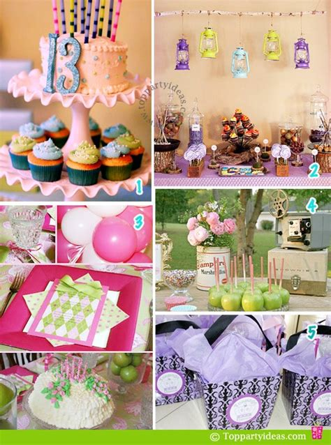 Themes For 13th Girl Birthday Parties | 13th birthday party ideas for girls new party ideas