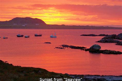 Seaview Cottage Mull by Accommodation Food Seaview Bed And Breakfast