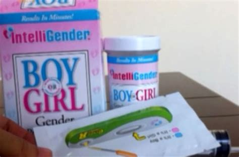 home gender prediction tests sold illegally in