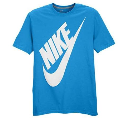 Tshirt Nike Ones Stuff branded t shirt nike in blue color t shirts