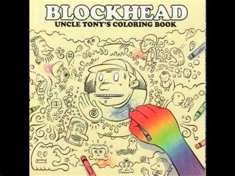 blockhead grape nuts and chalk sauce coloring book blockhead last fm
