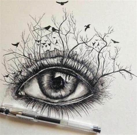 unikale zeichnungen mit bleistift