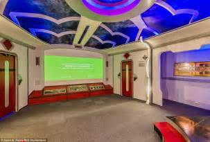 Outer Space Bedroom Ideas star trek themed home in friendswood texas goes on sale