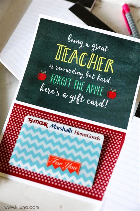 Best Teacher Gift Cards - best 25 gift cards ideas on pinterest gift card store forever 21 gift card and
