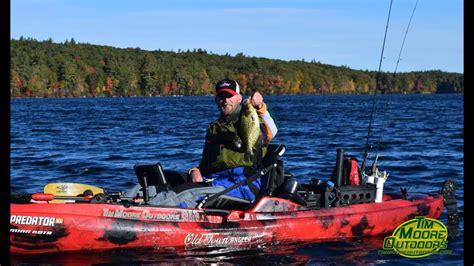 crappie   fall kayak crappie fishing youtube