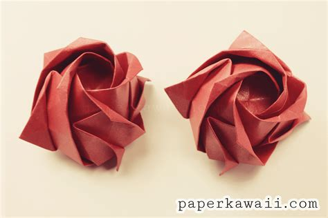 How To Make An Origami Kawasaki - origami kawasaki tutorial paper kawaii