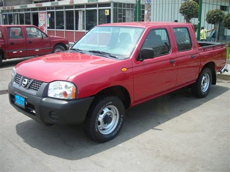 imagenes de pick up nissan frontier camioneta nissan frontier 4x2 pickup 2005