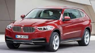 2017 Bmw X7 2017 Bmw X7 Suv Review Release Date Price Changes