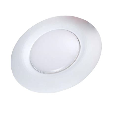 commercial led can lights commercial electric 6 in warm white recessed led can disk