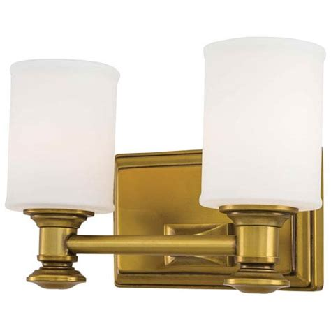 Gold Bathroom Light Fixtures Capital Lighting Fixture Company Soho Winter Gold Two Light Bath Fixture On Sale